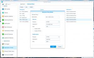 Reverse proxy: irc.hodzic.org setup